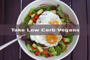 Take Low Carb Vegans for weight loss