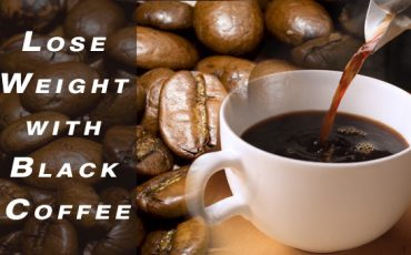 Lose Weight with Black Coffee