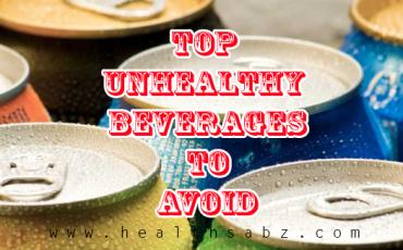 unhealthy beverages