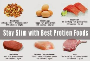know Best Protein Foods