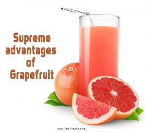 supreme advantages of grapefruit