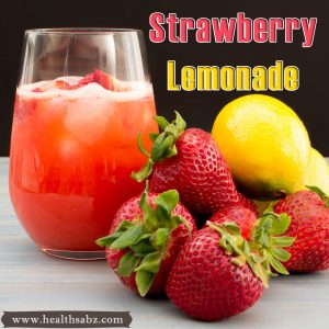 keto-diet-strawberry-lemonade